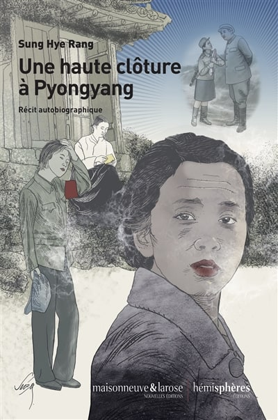Une haute clôture à Pyong Yang | 9782377010684