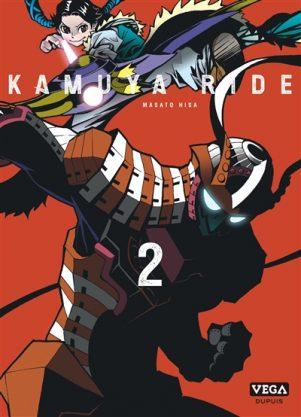 Kamuya ride - promo T.02 | 9782379501340