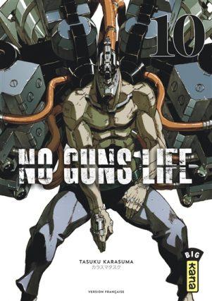 No Guns Life T.10 | 9782505089810
