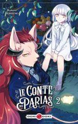 Conte des parias (Le) T.02   9782818983126