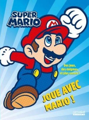 Super mario: Joue avec Mario   9782919603824