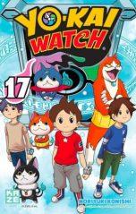Yo-kai watch (EN) T.17 | 9781974718818