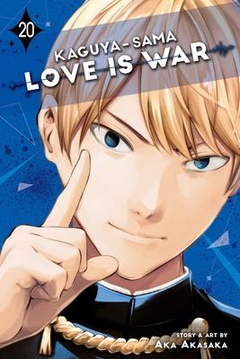 Kaguya-sama: Love is War (EN) T.20 | 9781974724031