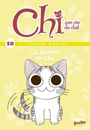 Chi, une vie de chat - Ed. de poche T.10   9782344007181