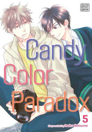 Candy Color Paradox (EN) T.05   9781974726806