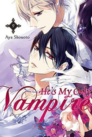 He's My Only Vampire (EN) T.09 | 9780316345842
