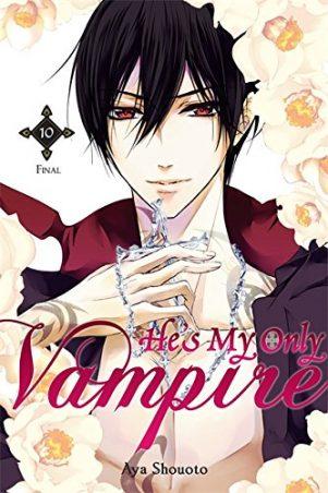 He's My Only Vampire (EN) T.10 | 9780316399128