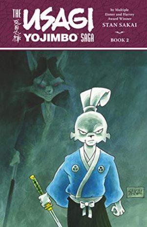 Usagi Yojimbo - 2nd ed. (EN) T.02   9781506724928