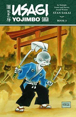 Usagi Yojimbo - 2nd ed. (EN) T.03   9781506724935
