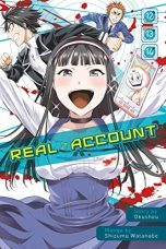Real account (EN) T.12-13-14 | 9781632366276