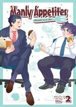 Manly Appetites: Minegishi Loves Otsu (EN) T.02 | 9781648272073
