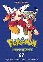 Pokemon adventures - Collector ed. (EN) T.07 | 9781974711277