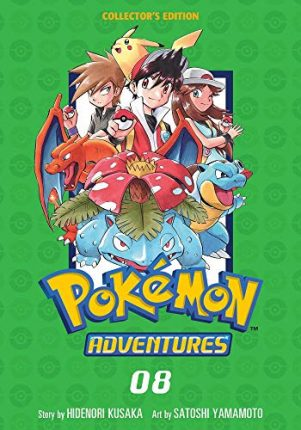 Pokemon adventures - Collector ed. (EN) T.08 | 9781974711284
