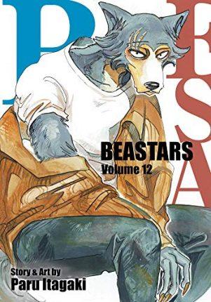 Beastars (EN) T.12   9781974712540