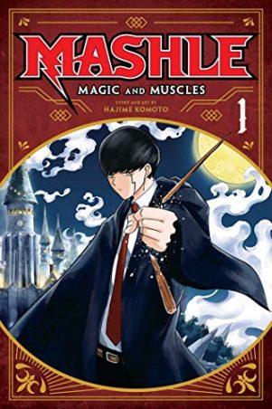 Mashle: Magic and muscles (EN) T.01 | 9781974719297