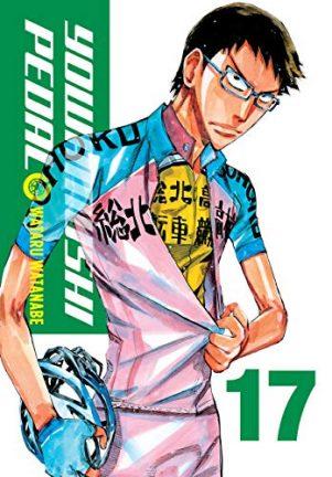 Yowamushi Pedal (EN) T.17   9781975310639