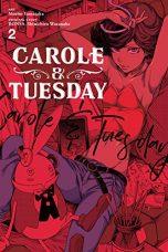 Carole & Tuesday (EN) T.02   9781975321277