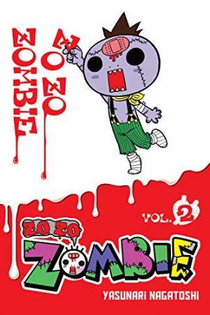 Zo Zo Zombie (EN) T.02   9781975353421
