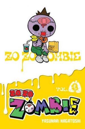 Zo Zo Zombie (EN) T.03   9781975353438