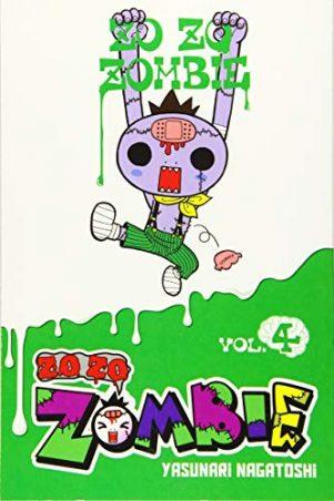 Zo Zo Zombie (EN) T.04   9781975353445