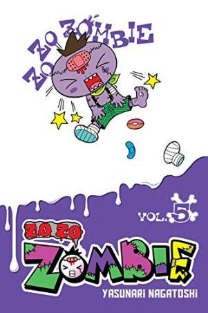 Zo Zo Zombie (EN) T.05   9781975353452