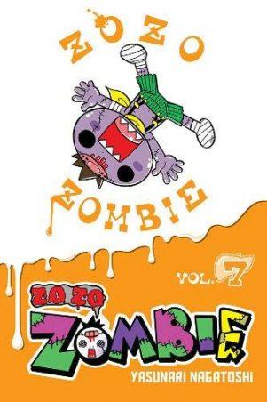 Zo Zo Zombie (EN) T.07   9781975353476