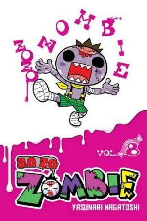 Zo Zo Zombie (EN) T.08   9781975353483