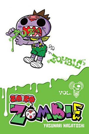 Zo Zo Zombie (EN) T.09   9781975353490
