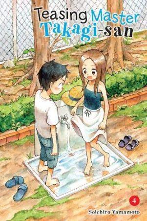 Teasing master Takagi-san (EN) T.04   9781975353681