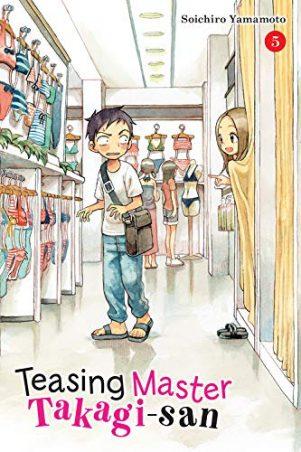 Teasing master Takagi-san (EN) T.05   9781975353698
