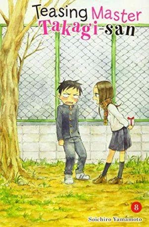 Teasing master Takagi-san (EN) T.08   9781975359393