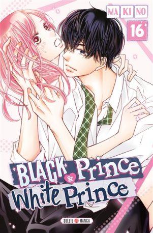 Black Prince & White Prince T.16 | 9782302090774