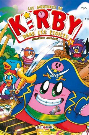 Aventures de Kirby dans les etoiles (Les) T.05   9782302092365