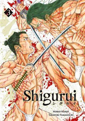 Shigurui T.03 | 9782368779378