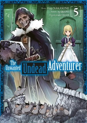 Unwanted undead adventurer (The) T.05 | 9782368779538