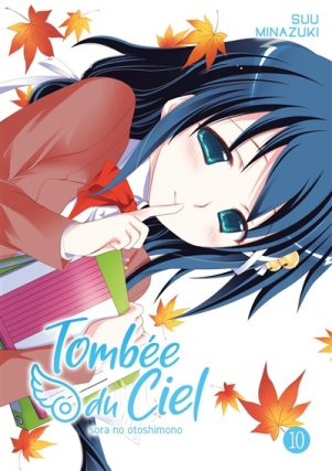 Tombee du Ciel T.10 | 9782368779705