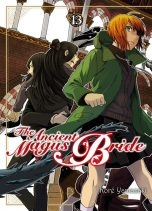 Ancient Magus Bride (The) T.13 | 9782372875127