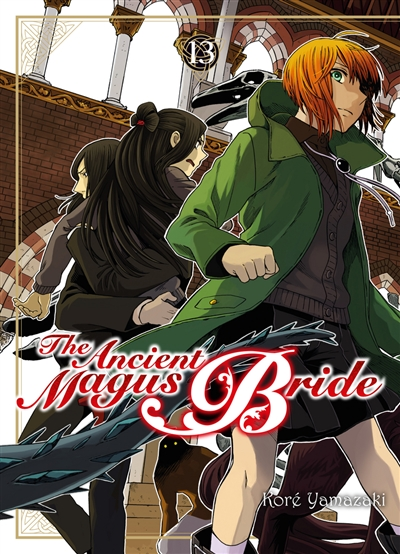 Ancient Magus Bride (The) T.13   9782372875127