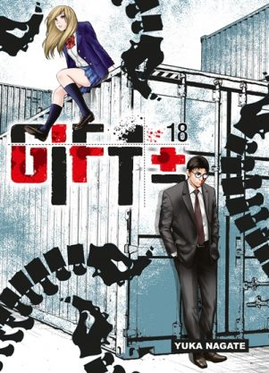 Gift+- T.18 | 9782372875752