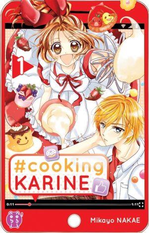 Cooking Karine T.01   9782373494150