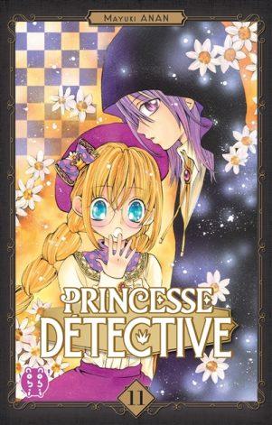 Princesse detective T.11   9782373494464