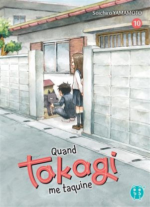Quand Takagi me taquine T.10   9782373495553