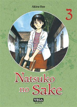 Natsuko no sake T.03   9782379500756