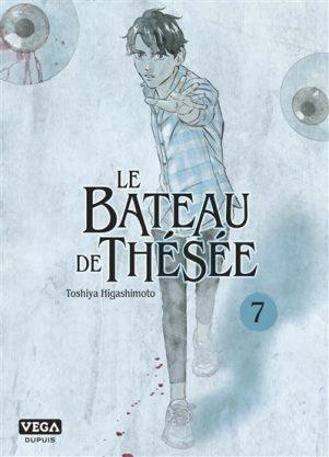 Bateau de Thesee T.07 | 9782379500800