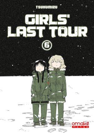 Girls' last tour T.06   9782379890543
