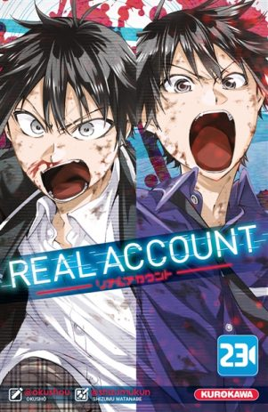 Real Account T.23 | 9782380711332