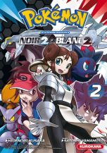Pokemon - Noir 2 et blanc 2 T.02   9782380711691