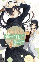 My fair Honey Boy T.08 | 9782382120187