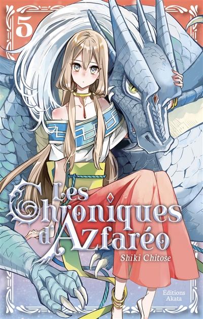 Chroniques d'Azfareo (les) T.05 | 9782382120316