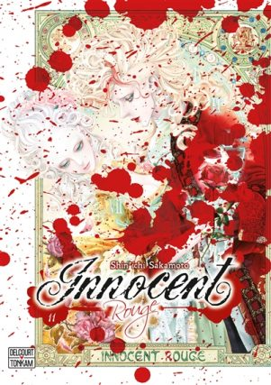 Innocent Rouge T.11 | 9782413040750